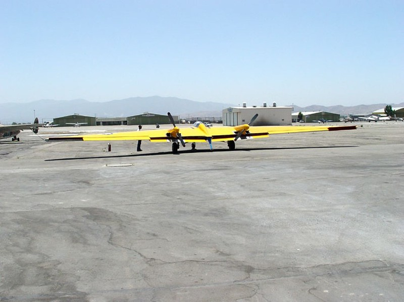 Northrop N9MB Flying Wing 2