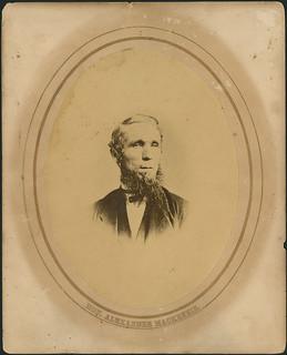 Honourable Alexander Mackenzie / L'honorable Alexander Mackenzie