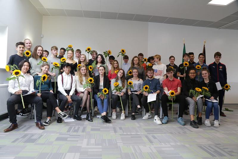 Sprachdiplomfeier 2018
