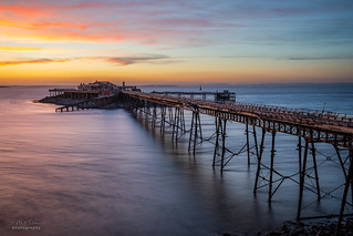 Birnbeck Pier at Sunset | by steved_np3