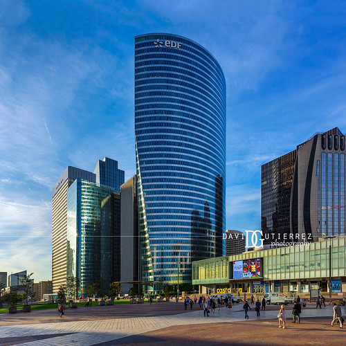 Glass And Steel (II) - La Défense, Paris, France | by davidgutierrez.co.uk
