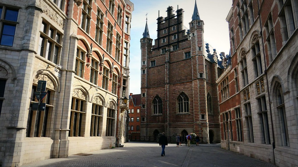 Antwerp - Vleeshuis