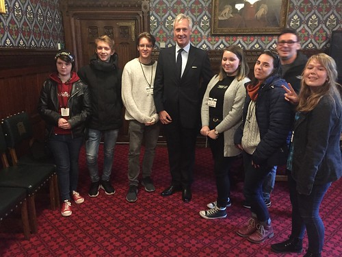 Weymouth College and Chamber of Commerce Visit | by Richard Drax MP