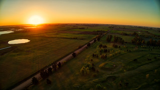 Atardecer en Lincoln | by JM DRONE