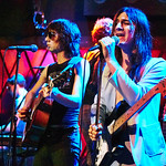 Thu, 08/11/2018 - 6:47pm - The Lemon Twigs Live at Rockwood Music Hall, 11/8/18 Photographer: Gus Philippas
