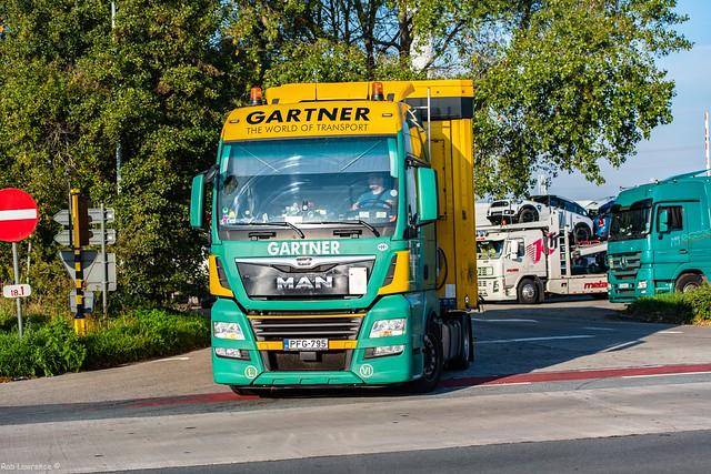 Truck Spotting Zeebrugge ...