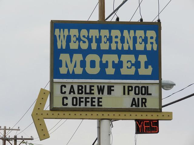 Westerner in Gardnerville