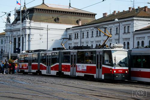 ČKD Tatra KT8D5N   by Slobodan Kostić