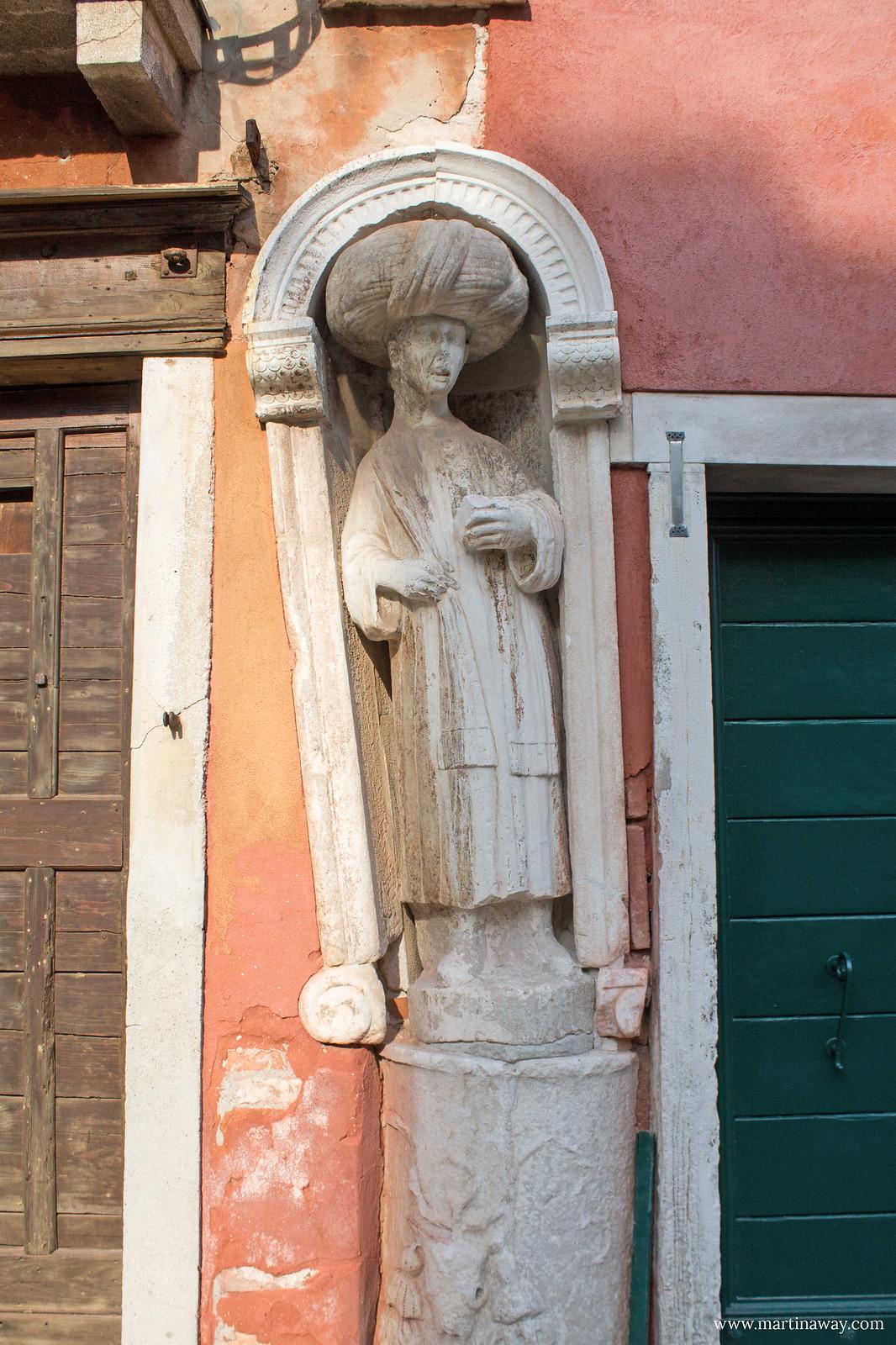 Casa del Tintoretto, leggende del sestiere Cannaregio