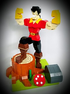 Disney's Gaston | by retinence