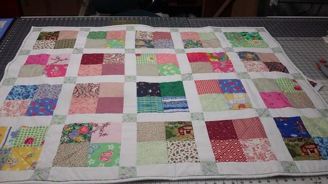 Trish's baby quilt