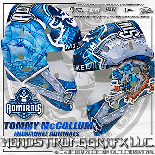 Tommy McCollum 2018 | by headstronggrafx