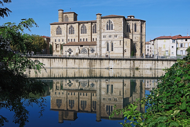 Collégiale Saint-Barnard à Romans-sur-Isère