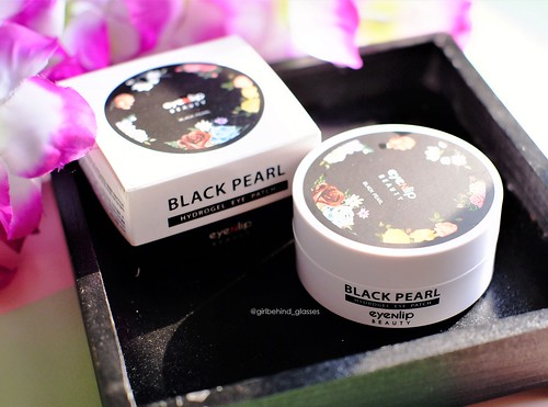 Eyenlip Hydrogel Eye Patch Black Pearl | by <Nikki P.>