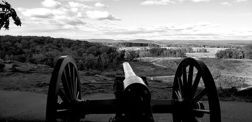 Gettysburg,  October 2018