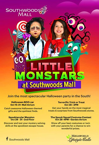 Southwoods Mall | by OURAWESOMEPLANET: PHILS #1 FOOD AND TRAVEL BLOG