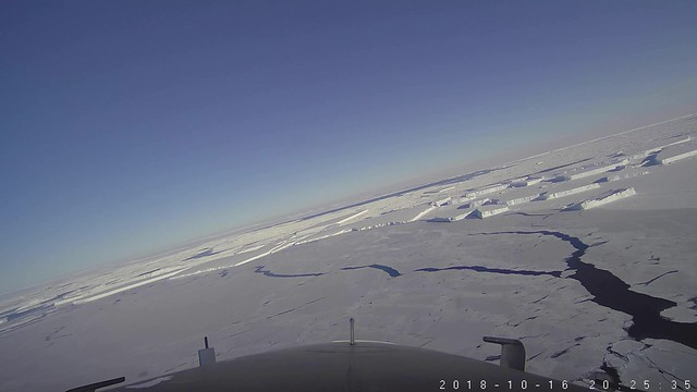 Rectangular iceberg near Larsen C short