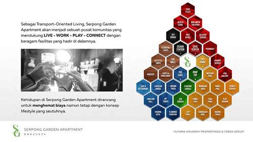 Diamanta tower apartemen Serpong garden | by gusto.sos26