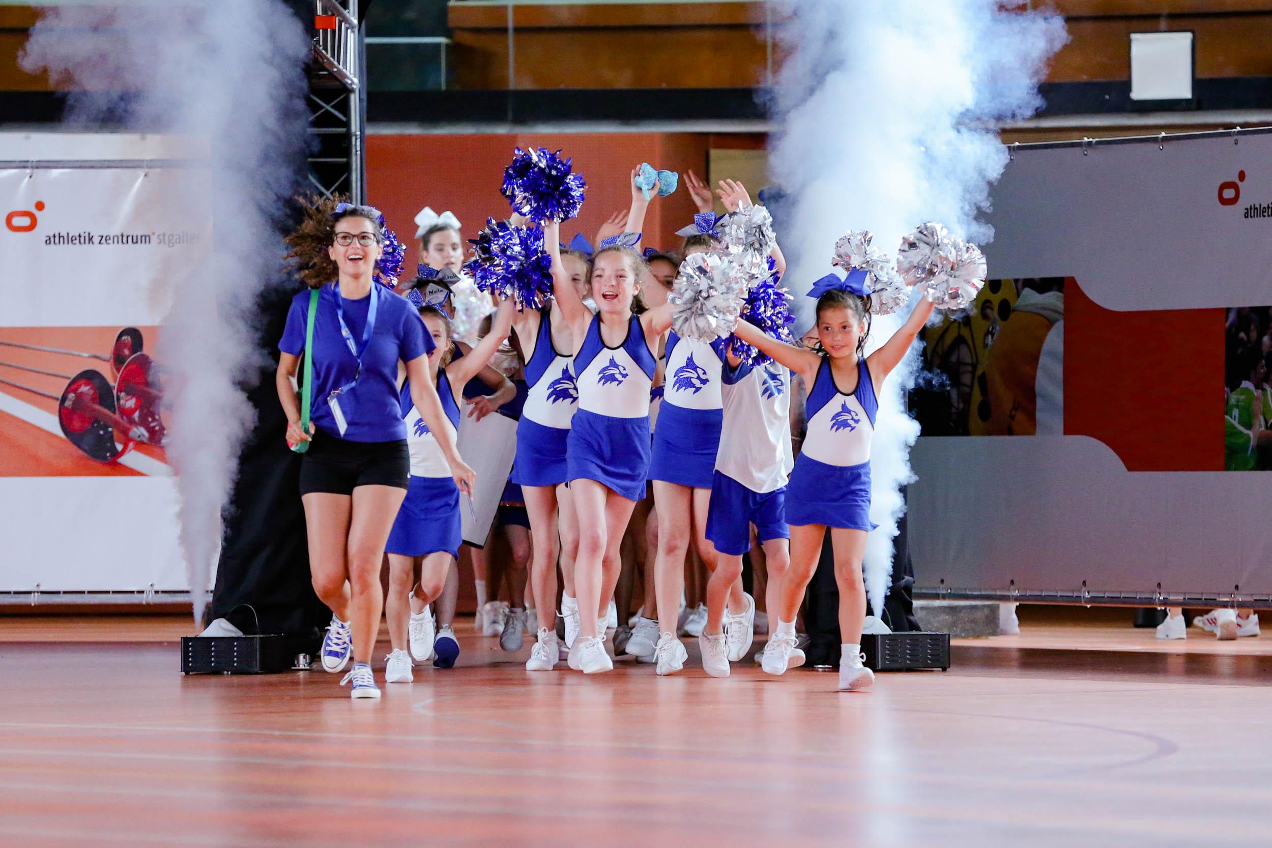 Luzern WIldcats Season 7 17/18