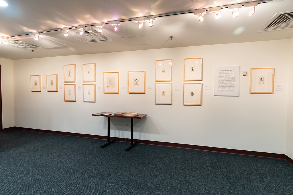 The Human Comedy: Prints and Drawings by Isabel Bishop; Joel and Lila Harnett Print Study Center, University of Richmond, September 14, 2018 - Apri...