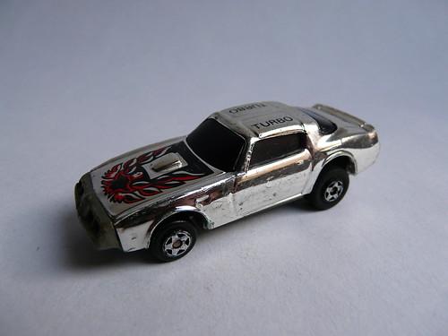 Kidco® Burnin' Key Cars®  №18000-2 → PONTIAC FIREBIRD TRANS AM 1/64   1980