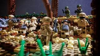 Great Brick War Campaign 9