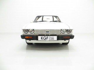 1987 Ford Capri 2.8 Injection Special   by KGF Classic Cars