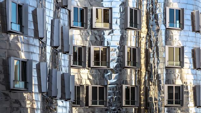 frank gehry facade