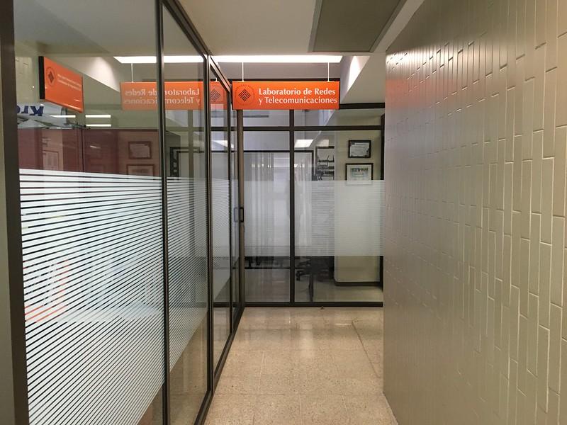 Laboratorio de Redes y Telecomunicaciones