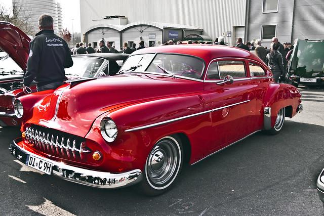 Chevrolet Fleetline Sedan 1949 (4739)