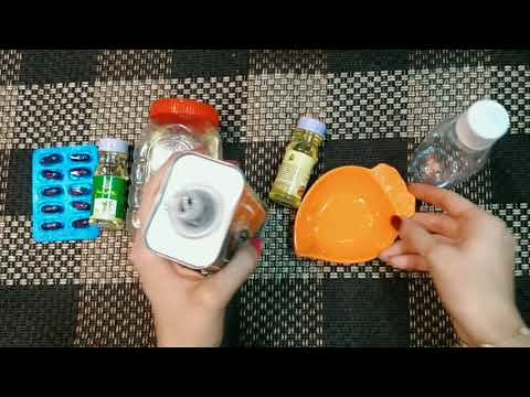 Diy Miracle Hair Oil For Double Hair Growth Long Thick
