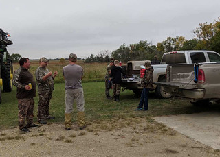 Youth Waterfowl Hunt 2018   by Red River Area Sportsmen's Club