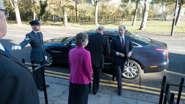 Earl of Wessex Visit
