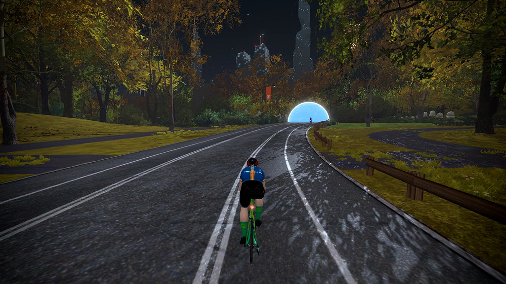 Zwift NYC !! | New York City has been added to Zwift as of t