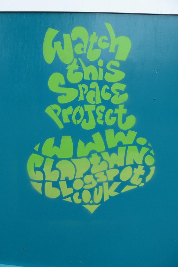 stencil, Stockwell