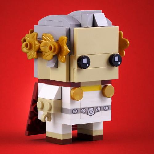 BrickHeadz: Roman Emperor