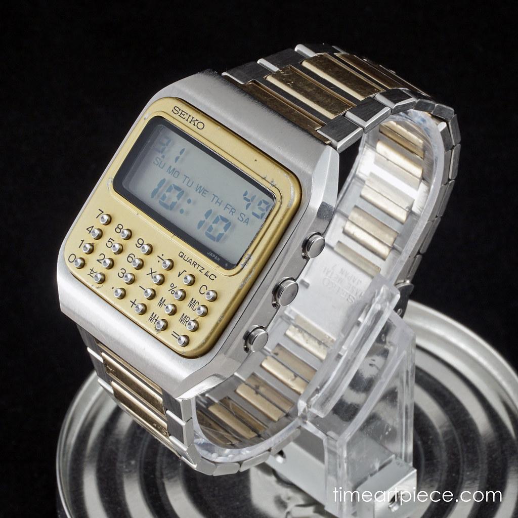 Seiko C153-5007 gold