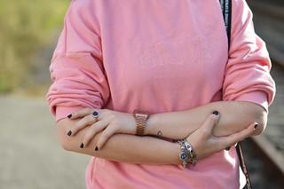 Hunkemoller sweatshirt (8) | by luztieneunblog