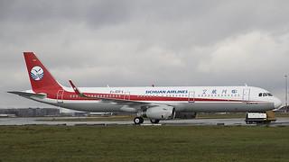 A321-211_DAVVF_AIRBUS INDUSTRIES - SICHUAN AIRLINES CS_EHBK_181024 | by leo hm remmel