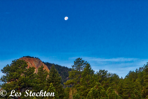 aurorahhdr highdynamicrange colorado hdr lunar moon mountain scenery scenic