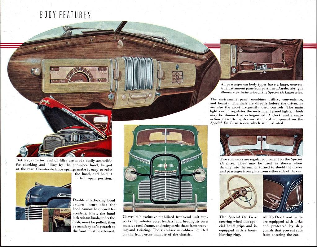 1940 Chevrolet Body Features | Alden Jewell | Flickr