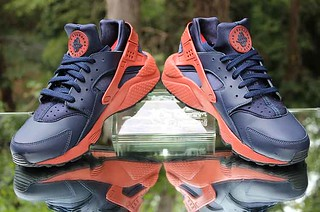 """1543324d812f Nike Air Huarache """"Mars Stone"""" 318429-417 Obsidian Black Men s Size 11.5 ..."""