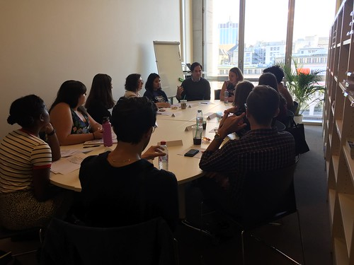 ETA Training Day Negotiation Workshop | by Fulbright Brussels