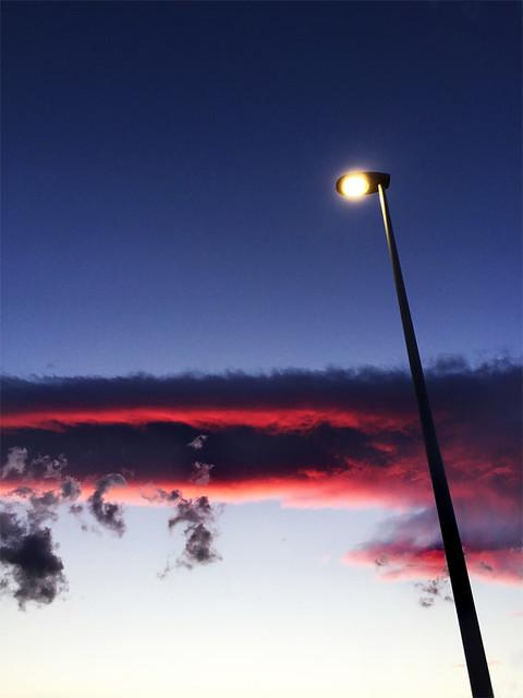 Night & day.