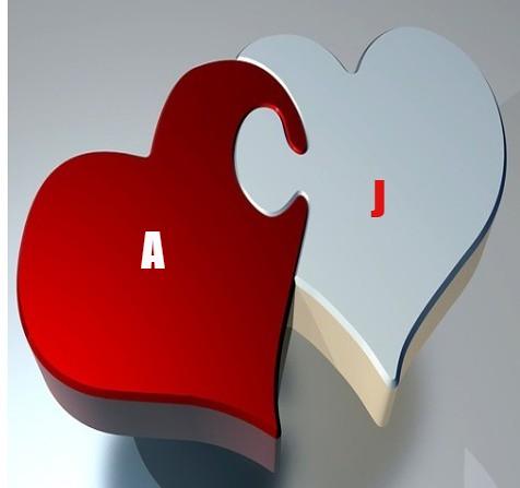صور حرف A و J مع بعض صور A و J رومانسية حب خلفيات قلب Flickr