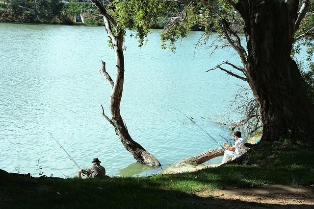 Pescadores. Fishermans