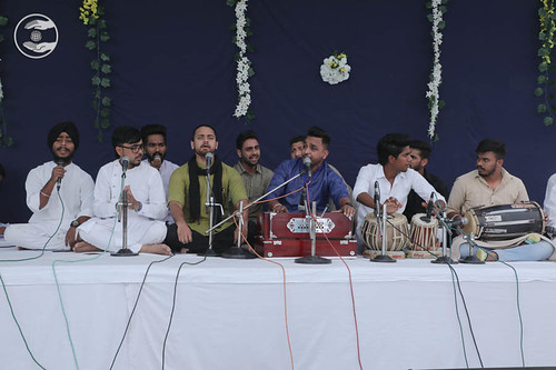 Devotional song by Chetan and Saathi from Kharar Haryana