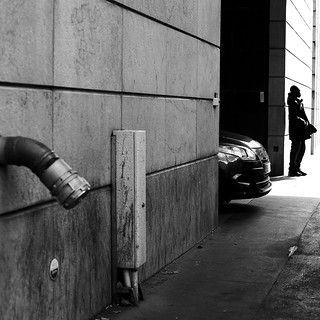 Going out of the wall | by pascalcolin1