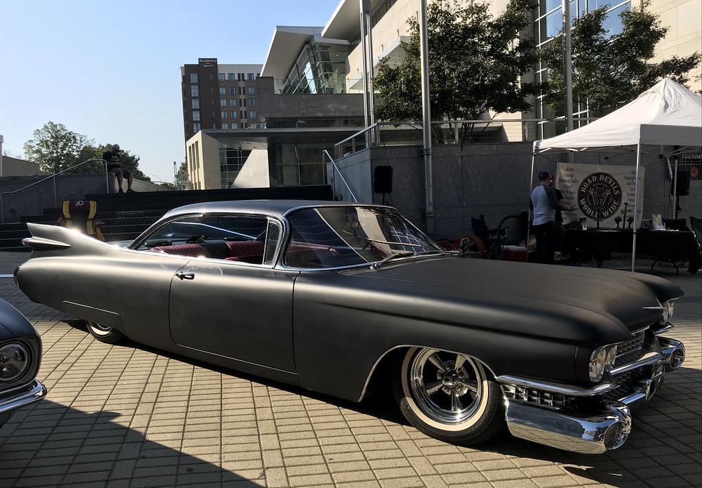 Raleigh Car Show >> Rumble In Raleigh Pre 1972 Car Show 1959 Cadillac Mitch Prater