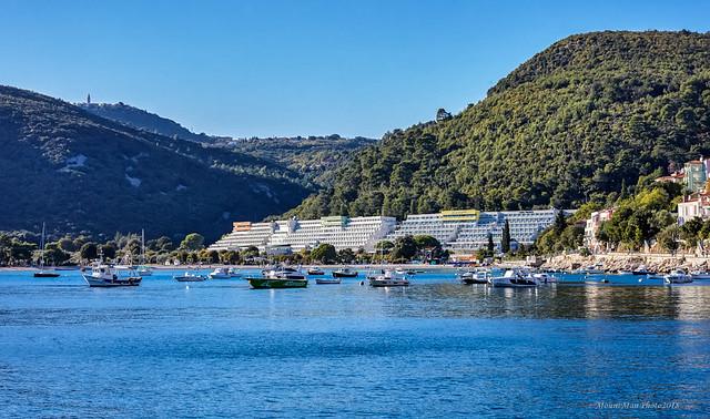 Hoteli uz veliku plažu u Rabcu